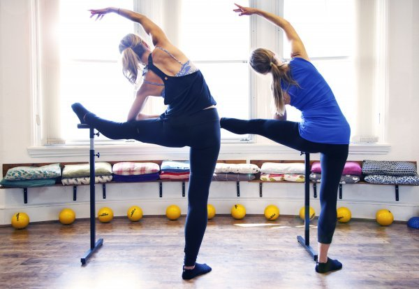 Private Barre Workout